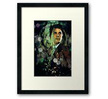 Captain Jack Harkness Framed Print