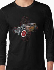 Pinstripe RAT 505 Long Sleeve T-Shirt