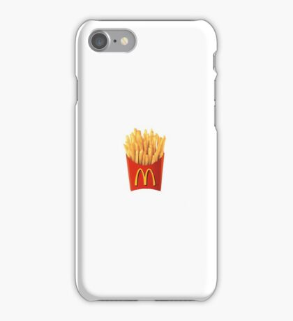 McDonalds Fries iPhone Case/Skin