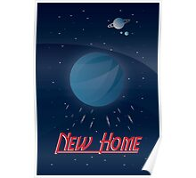 New Home Poster