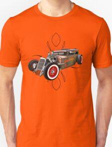 Pinstripe RAT 505-a Unisex T-Shirt