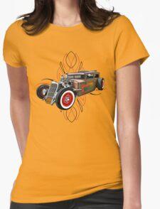 Pinstripe RAT 505-a Womens T-Shirt