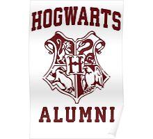 Hogwarts Alumni | Harry Potter Hogwarts Quote Shirt, Hogwarts Seal, Hogwarts Crest Poster