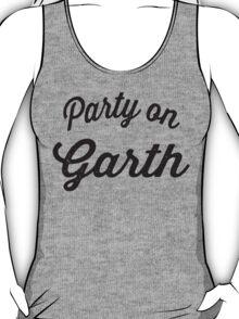 Party On Garth | Waynes World Best Friends Tees 1/2 T-Shirt