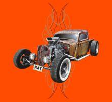 Pinstripe RAT - Full Throttle Kids Clothes