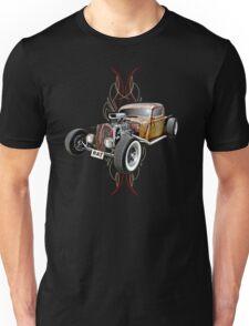 Pinstripe RAT - Full Throttle Unisex T-Shirt