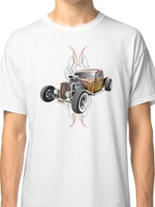 Pinstripe RAT - Full Throttle-a Classic T-Shirt