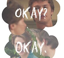 Okay? Okay. The Fault in Our Stars by amstar