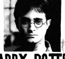 Harry Potter Ministery Poster Sticker
