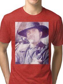 The Magnificent Gunslinger Tri-blend T-Shirt