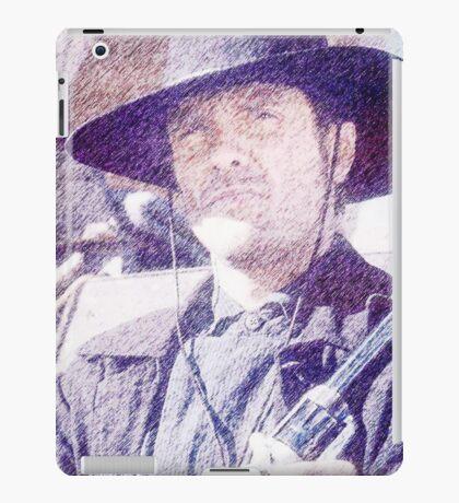The Magnificent Gunslinger iPad Case/Skin