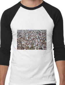 NC Cotton Men's Baseball ¾ T-Shirt