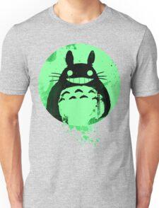 Totoro Ghibli Fanart ZOMBIE - by Mien Wayne Unisex T-Shirt