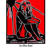 In The Sun (black letters) by torg