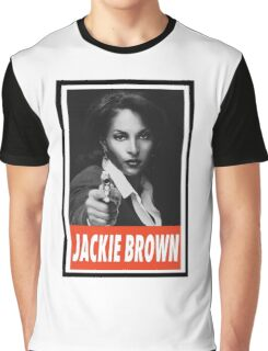 -MOVIES- Jackie Brown  Graphic T-Shirt