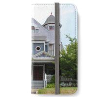 Old West End Blue 2 iPhone Wallet/Case/Skin