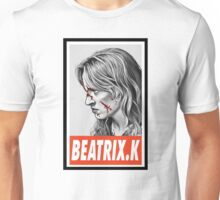 -MOVIES- Beatrix Kiddo Kill Bill Unisex T-Shirt