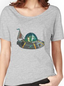 Ricky and Morty Women's Relaxed Fit T-Shirt
