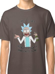 Ricky and Morty Classic T-Shirt