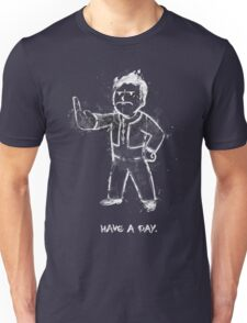 Mad Fallout Boy - Fanart by Mien Wayne Unisex T-Shirt