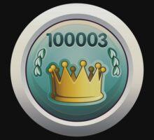 Glitch Achievement monarch of the seven kingdoms by wetdryvac