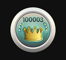 Glitch Achievement monarch of the seven kingdoms Unisex T-Shirt