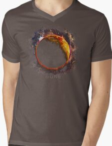 DUNE the spice must flow Mens V-Neck T-Shirt