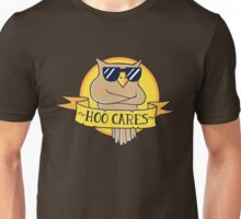 Hoo Cares (v 2) Unisex T-Shirt