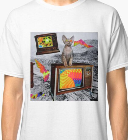 TV Cats 2 Classic T-Shirt