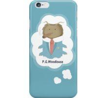 P.G. Woodlouse iPhone Case/Skin