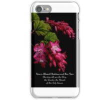 Be Blessed iPhone Case/Skin
