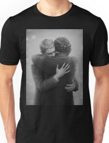 John and Sherlock Unisex T-Shirt