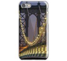Manhattan Bridge, Study 2 iPhone Case/Skin