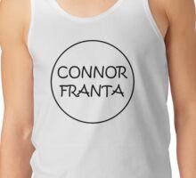 Connor Black Tank Top