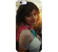Yuna Final Fantasy X-2 Cosplay  iPhone Case/Skin