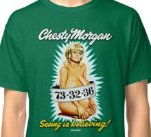 Chesty Morgan Deadly Weapons Classic T-Shirt