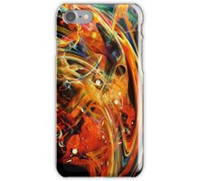 Abstract Shapes 2 iPhone Case/Skin