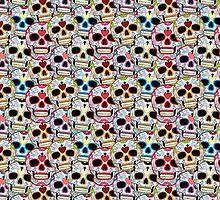 Sugar Skulls by FredzArt