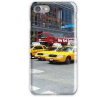 Taxis iPhone Case/Skin