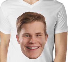Jesse Puljujärvi :] Mens V-Neck T-Shirt