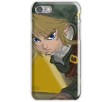 LinkTriforce iPhone Case/Skin