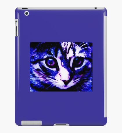 So Blue Without You iPad Case/Skin