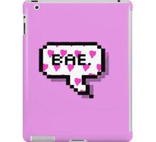 bae iPad Case/Skin