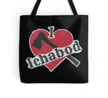 I Love Ichabod by VampireLily Tote Bag