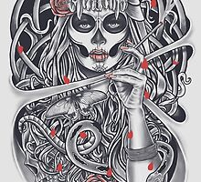 Madame Death by Harry Fitriansyah