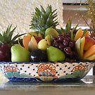 Frutas variadas...... by cieloverde
