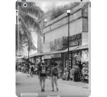 Streets of Playa iPad Case/Skin