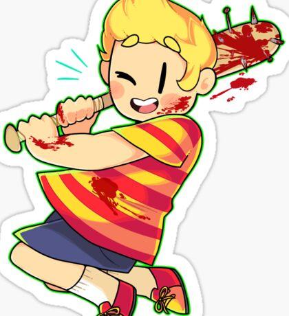 Bloody Lucas Sticker Sticker