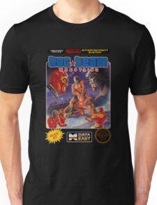 Tag Team Wrestling Unisex T-Shirt