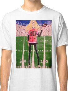 Sunday At The Stadium Classic T-Shirt